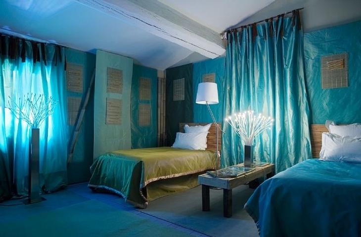 Дизайна интерьера гостиниц