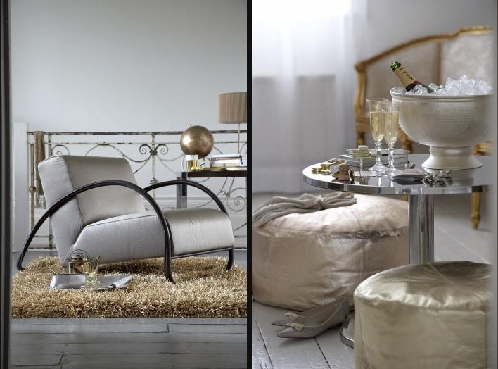 Серый цвет в дизайне интерьера