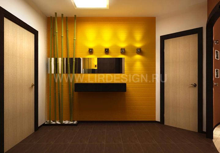 Дизайн интерьера: Прихожая.